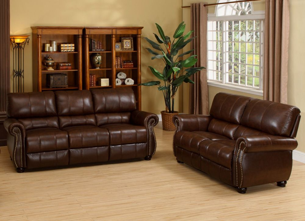 Best Beautiful Leather Living Room Sets For Classic Look 640 x 480
