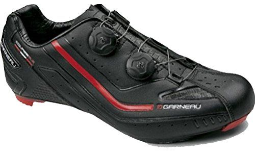 detailed look cost charm quality Louis Garneau Course 2LS Road Cycling Shoes Black 425 Mens ...