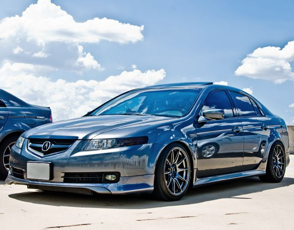 Acura TL On XXR 527 Chromium Black Find the Clic Rims of Your ...