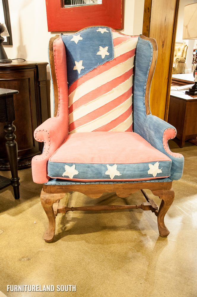 All American Chair Accent Chairs For Living Room Swing