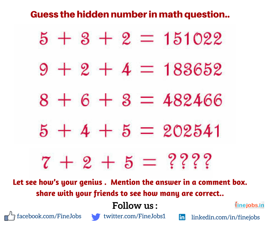 what is the answer. Solve the math puzzle ?replace the