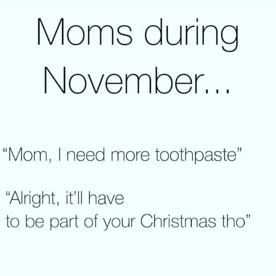 25 Hilarious Christmas Memes for Parents - With Love, Becca #christmasfunny