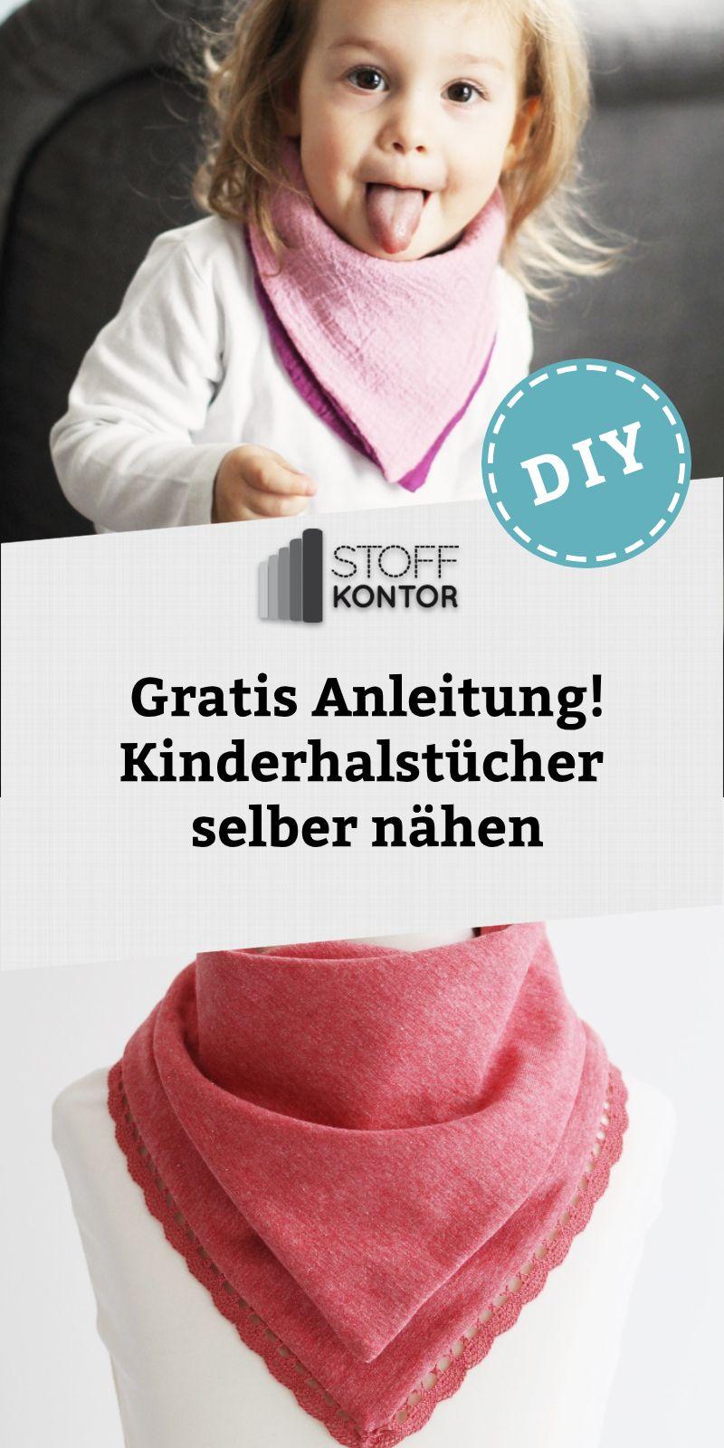 Photo of Freebie: Schal für Kinder