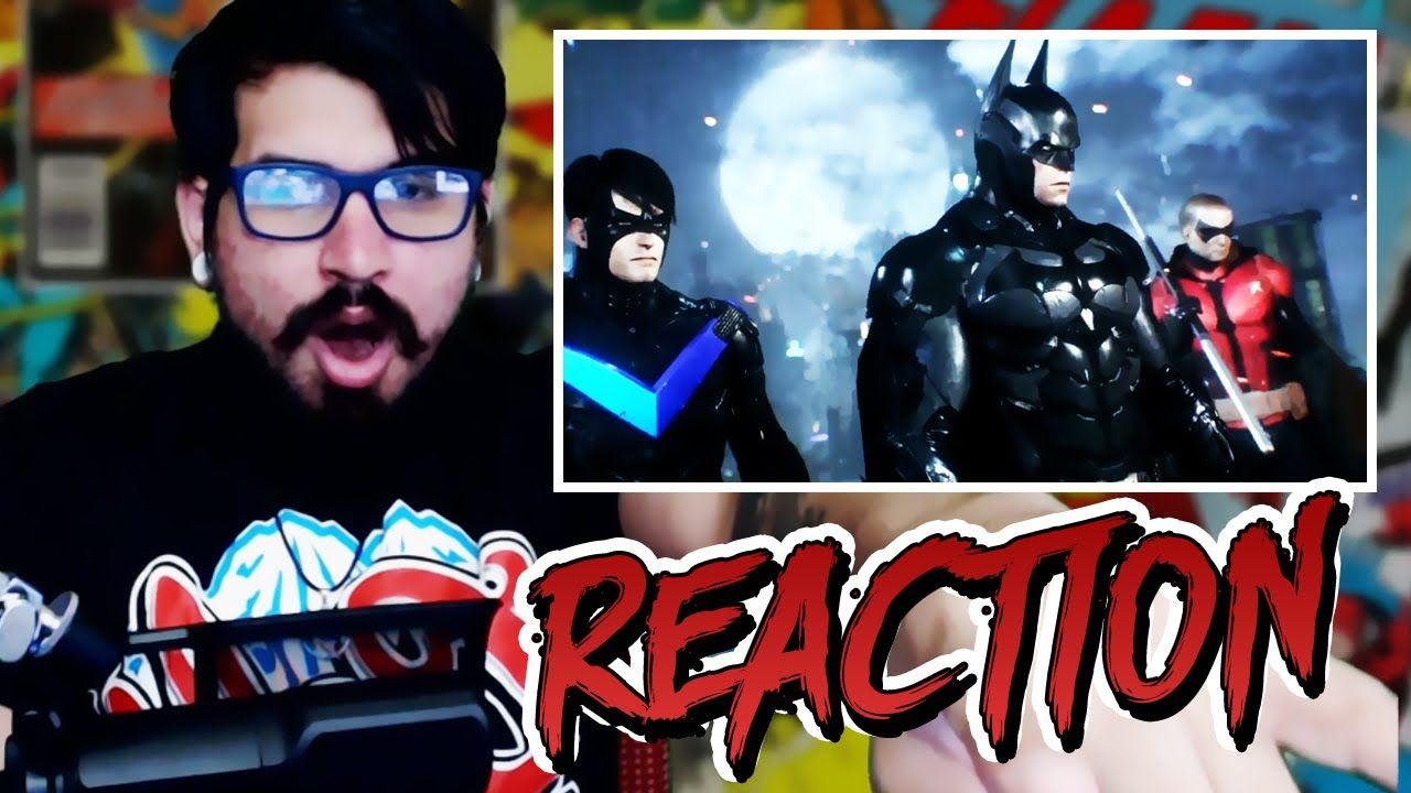 Batman Arkham Knight All Who Follow You Trailer Reaction Batman