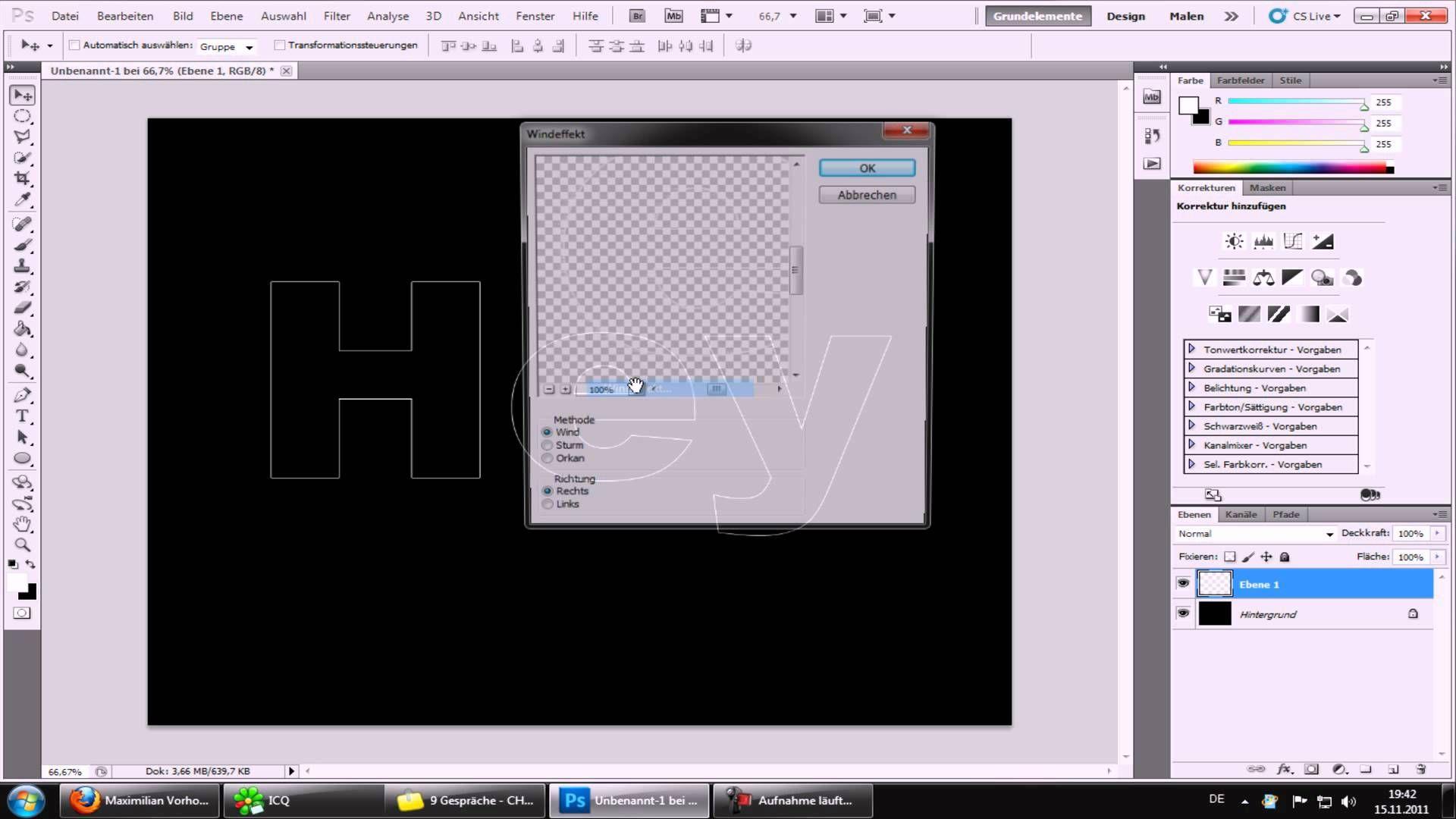 Adobe Tutorial Glitzerschrift erstellen