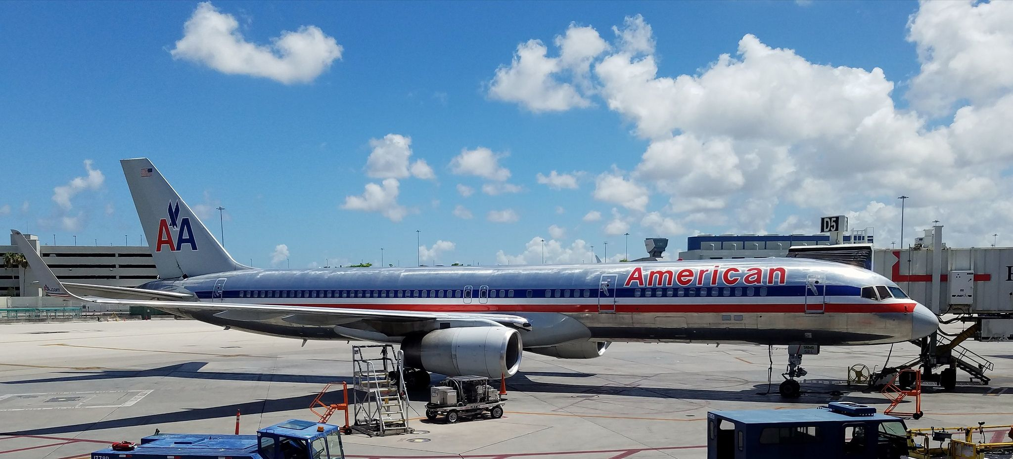 American Airlines 757. American, Aviation, Vehicles
