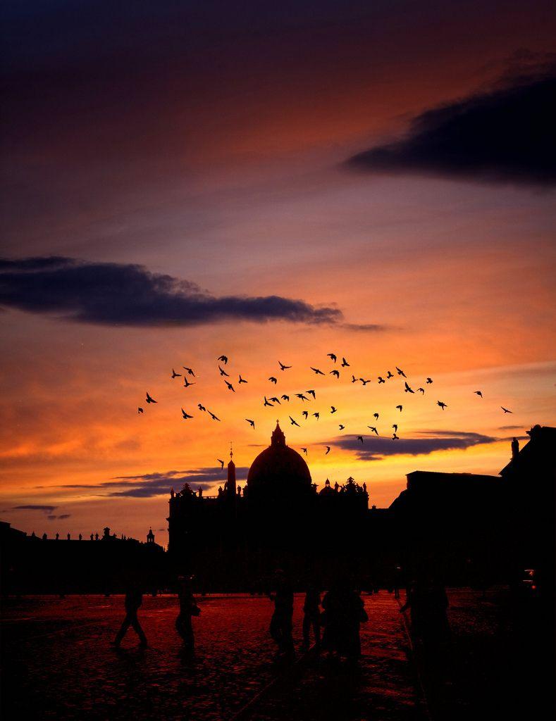 Roma Italia, Vaticano Y Roma
