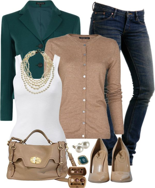 """""""The Perfectly Imperfect Necklace"""" by amandagrace19 on Polyvore"""