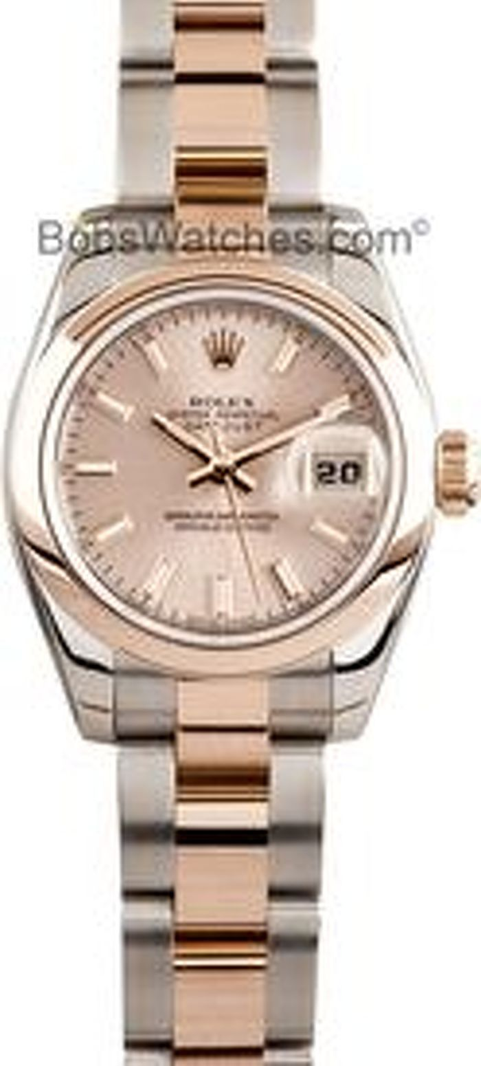Womens Rolex DateJust 179161 18k Rose Gold |  Women Golf Attire Summer  | Golf Attire For Beginners | Shoes To Wear With Golf Pants. Loris' Golf Shoppe is the place to discover the current in women's golf clothing. #golfgirl #My Style