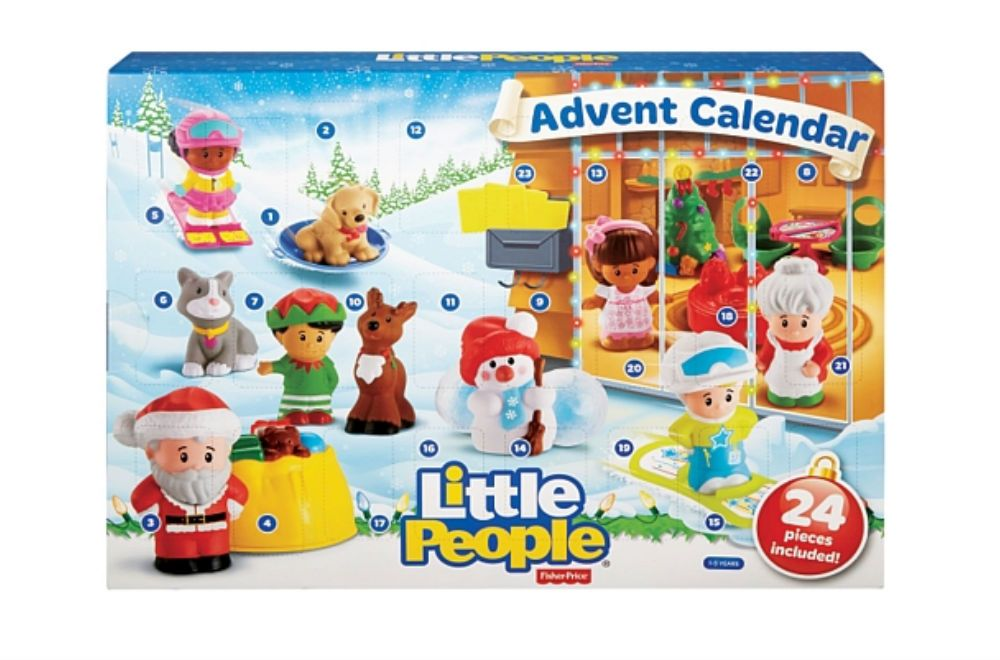 8 Toy Advent Calendars Advent Calendars For Kids Toy Advent