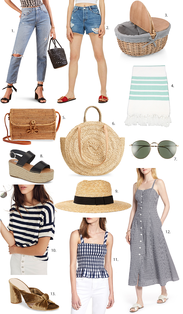 6e559bf9ee430 summer picnic outfit inspiration