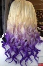 Afbeeldingsresultaat Voor Strawberry Blonde Hair Blue Dip Dye Ombre Purple Ombre Hair Clip In Hair Extensions Dyed Hair