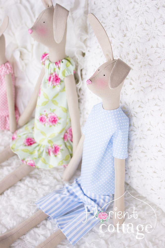 Tilda Hasen-Familie #tildahare #hare #hase #kaninchen #rabbit #bunny ...