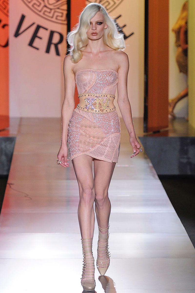 Atelier Versace - Pasarela | Clothes | Pinterest | Atelier versace ...
