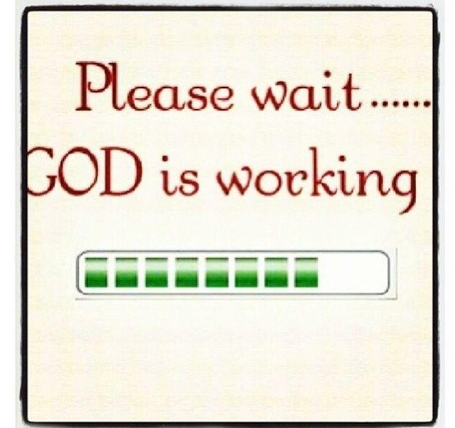 Prayer & Patience