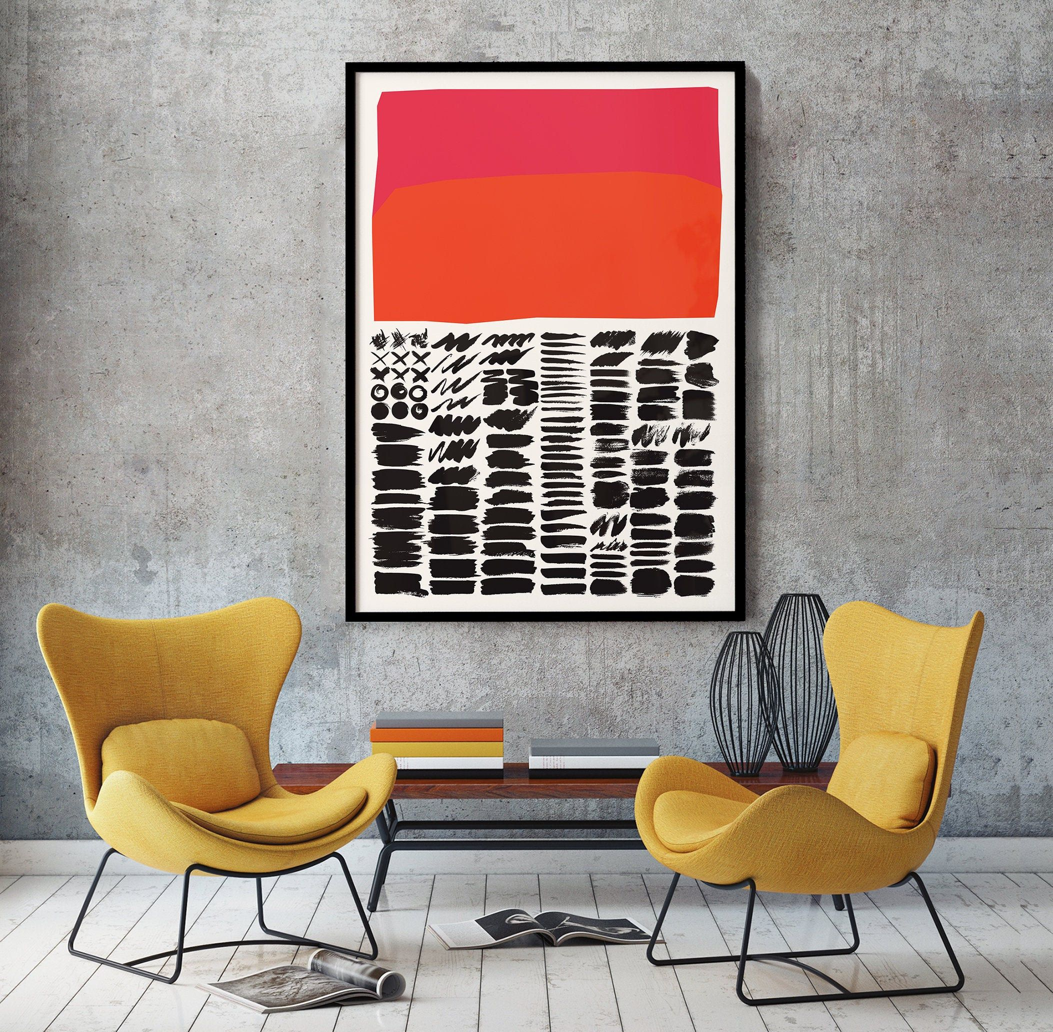 10+ Top Wall Prints Living Room