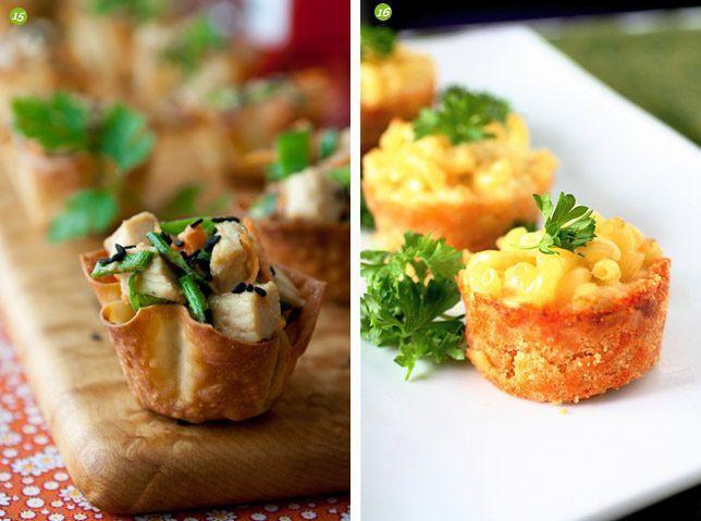 Cuisine: Wedding Appetizer Ideas | Wedding appetizers, Cuisine and ...
