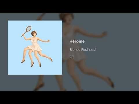 Blonde redhead heroine