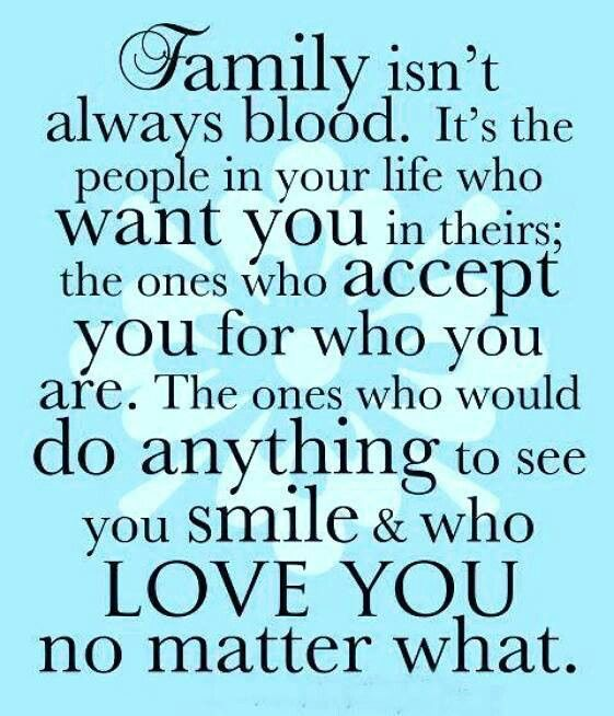 So Thankful For Those Friends Who Are Closer Than Family Family Love Quotes Family Support Quotes Adoption Quotes