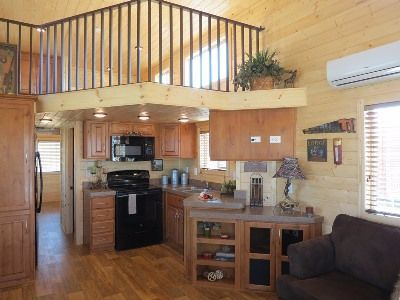 Explore The Creekside Model The Rustic Exterior Hides A Modern