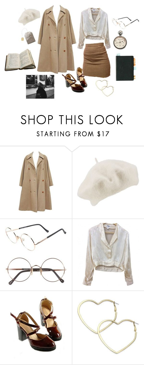 """museum visits"" by notyourbabe182 ❤ liked on Polyvore featuring Hermès, John Lewis, Sunday Somewhere, Chanel and Thalia Sodi"