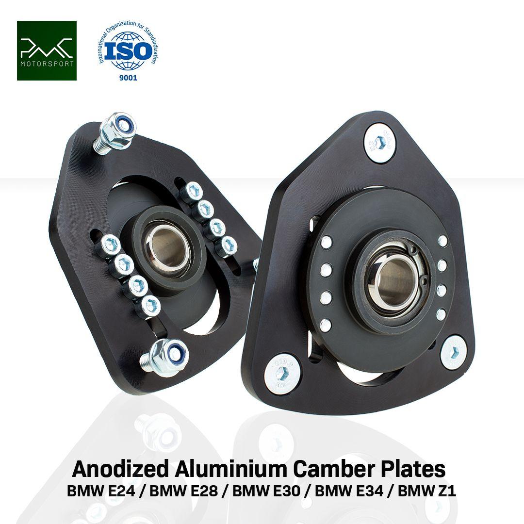 Pmc Motorsport Aluminium Camber Plates For Bmw E24 Bmw E28 Bmw