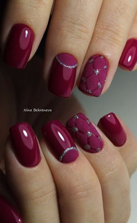 http://www.stylendesigns.com/cable-knit-nails-trends/ | nails ...