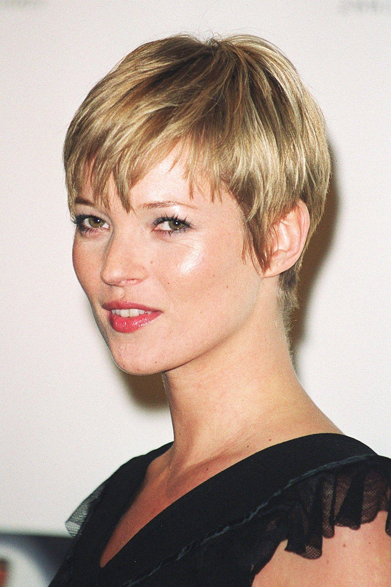 Kate Moss Favorite Things Crop Hair Kate Moss Hair