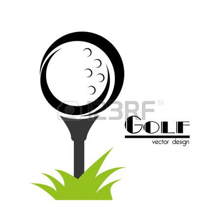 golf vector: golf design over white background vector illustration Illustration