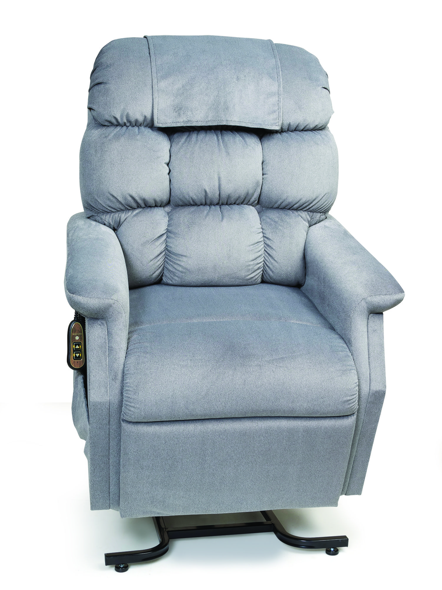 Cambridge Three Position Lift Chair With Full Chaise Pad With
