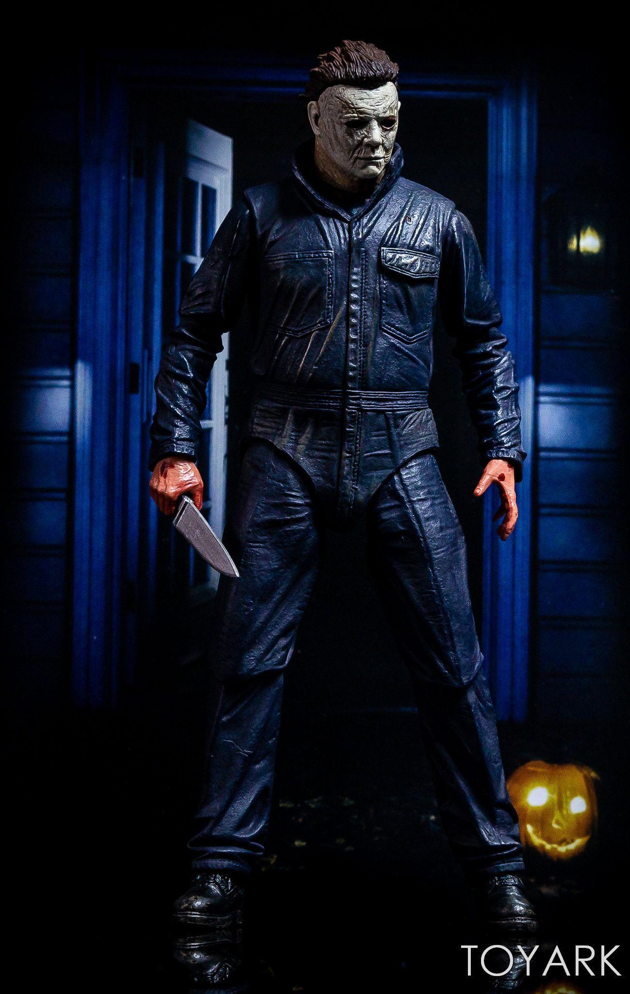 NECA Halloween 2018 Michael Myers Ultimate Figure Toyark
