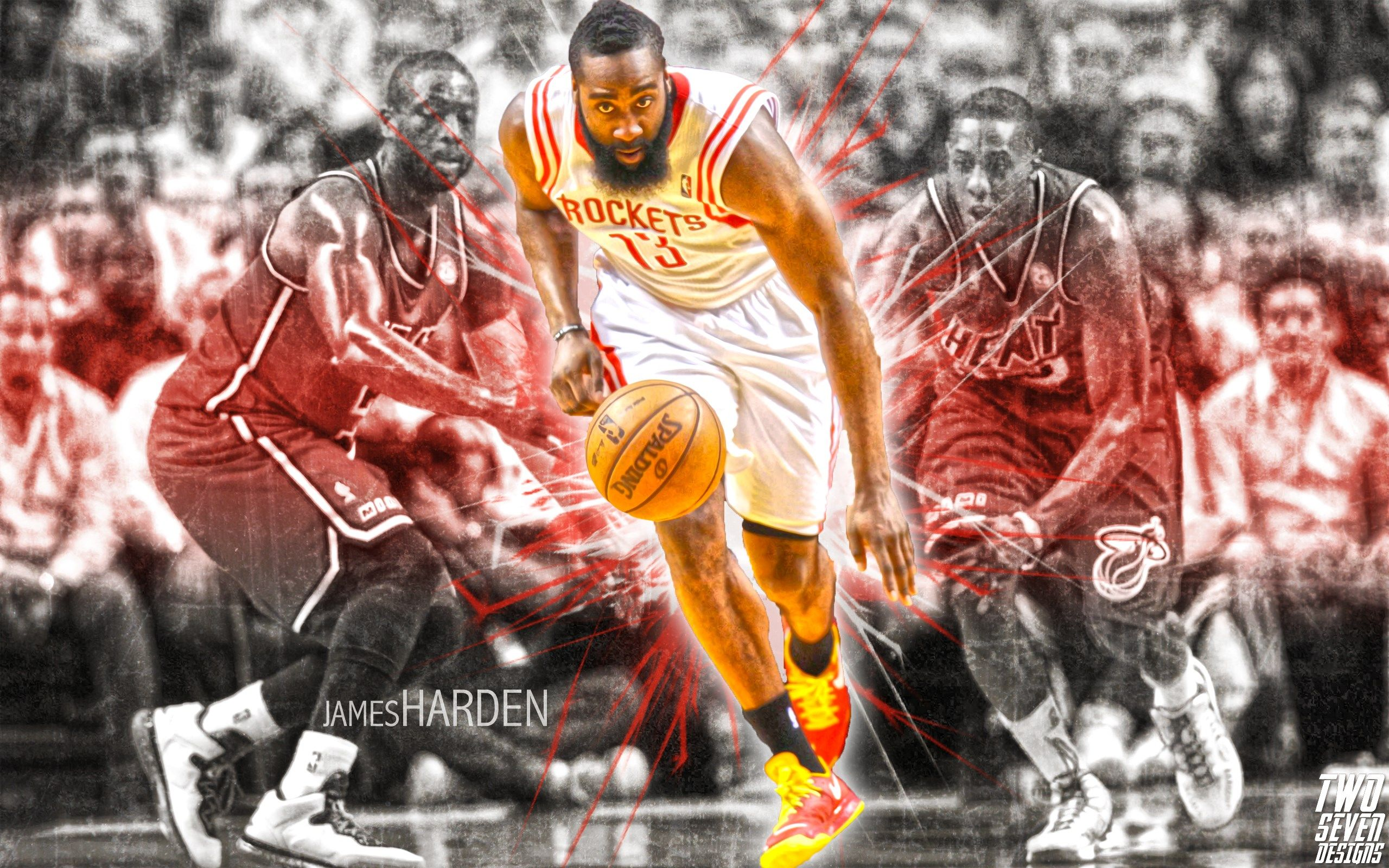 Free Screensaver Wallpapers For James Harden Nba Background Nba Wallpapers James Harden