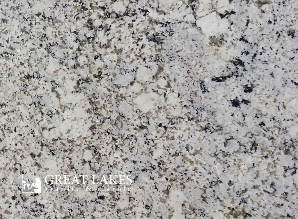 Andino White Granite From Brazil Is A Gray White Colored Slab With A Polished White Granite White Granite Countertops White Ice Granite