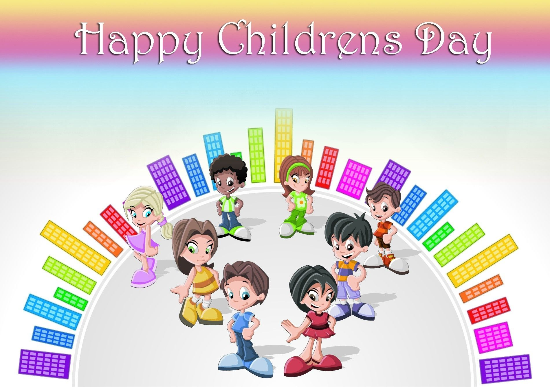 Happy Childrens day hd images | HD Wallpapers | Happy children's day, Children's  day wishes, Children's day