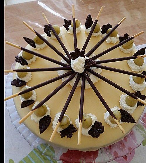 stachelbeeren marzipan torte