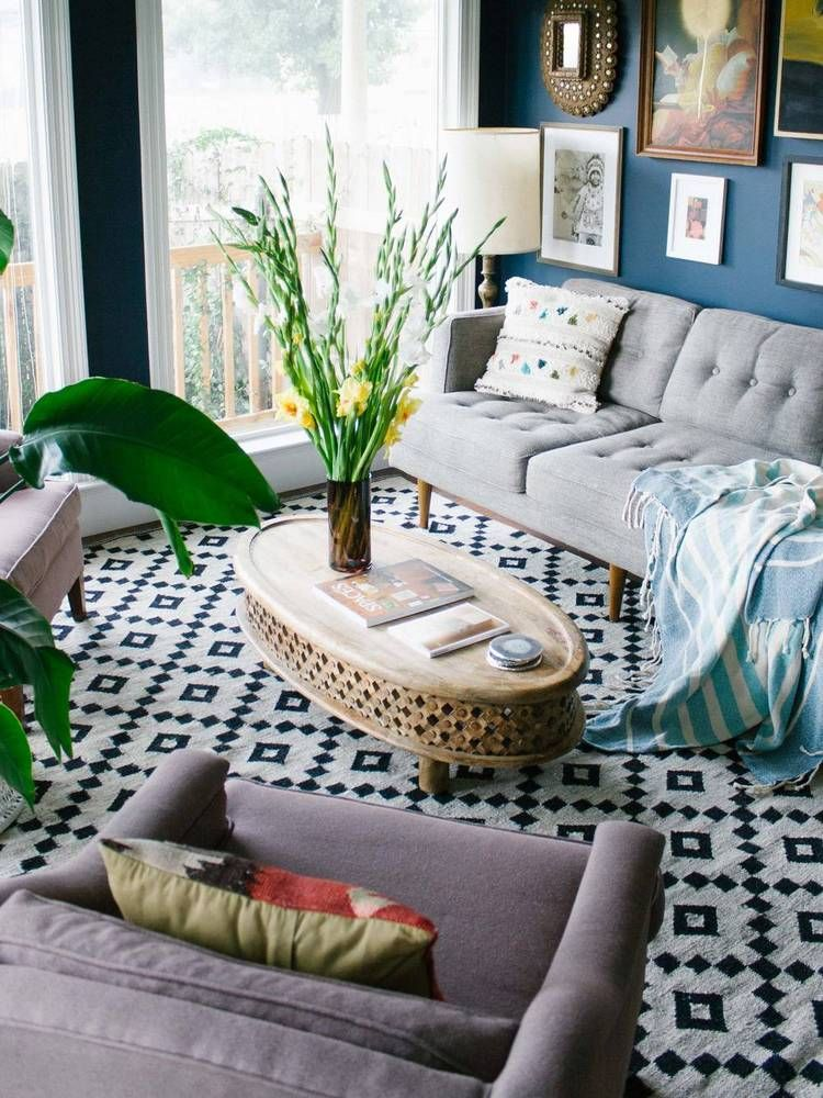 How To Make A Small Living Room Look Bigger Small Living Rooms Living Room Designs Small Living Room