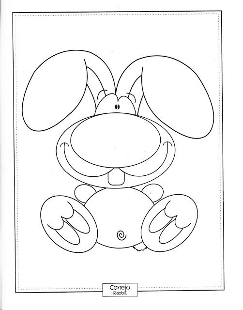LIBRO PARA COLOREAR DE CARMEN HUNT 024.jpg | manualidades ...