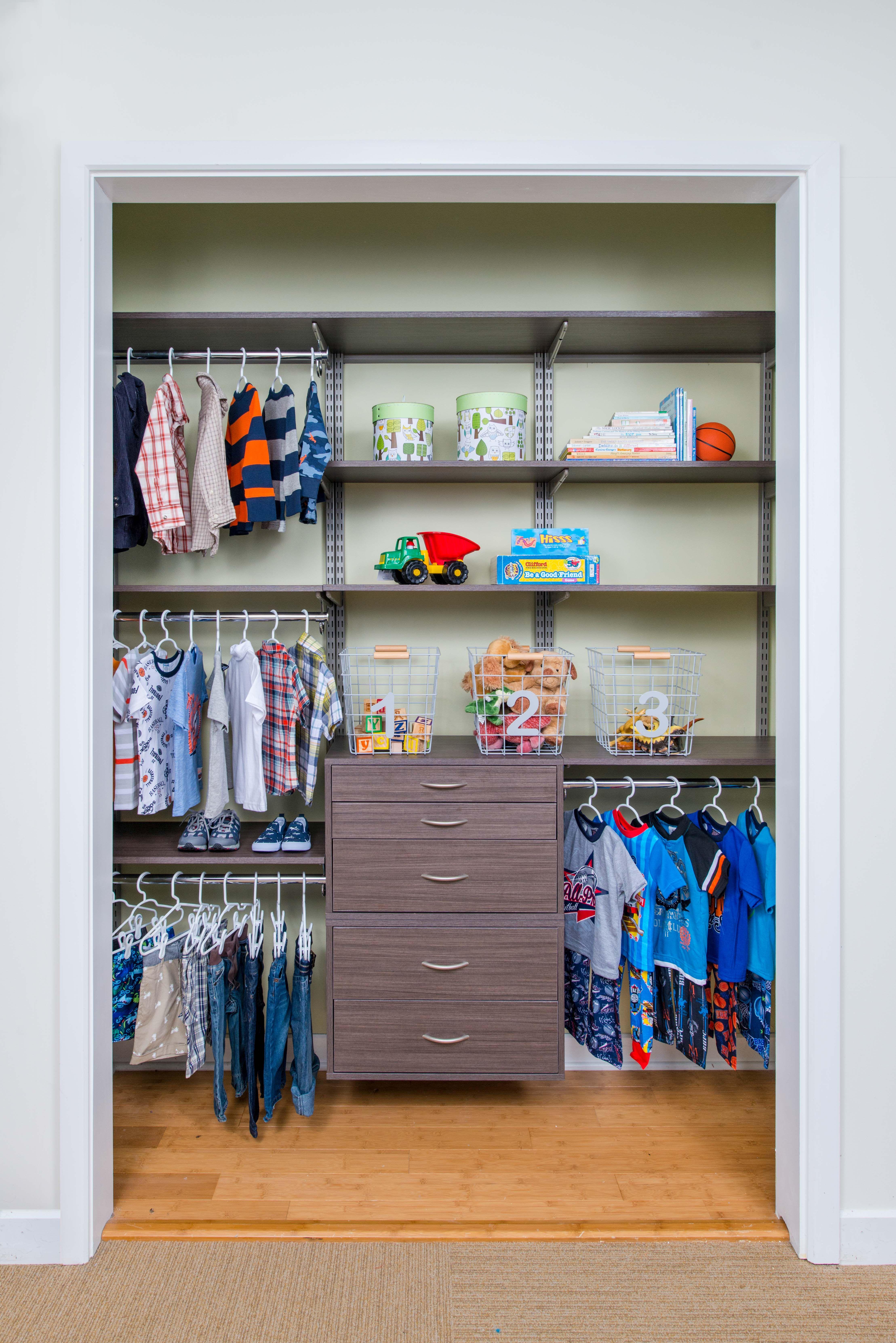 Pin By Chattanooga Closet Company On Childrenu0027s Closets U0026 Storage Space |  Pinterest