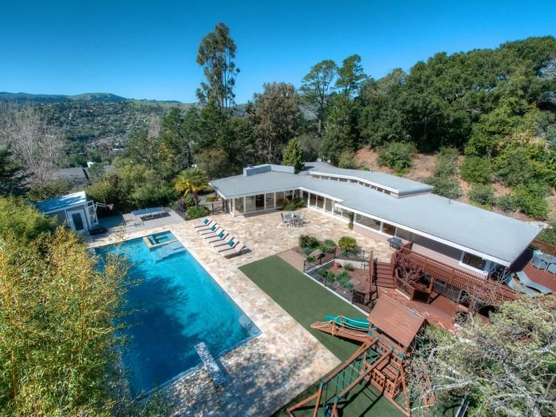 San Anselmo California 94960 Single Family Home for Sales, Marin & San Francisco Luxury Real Estate