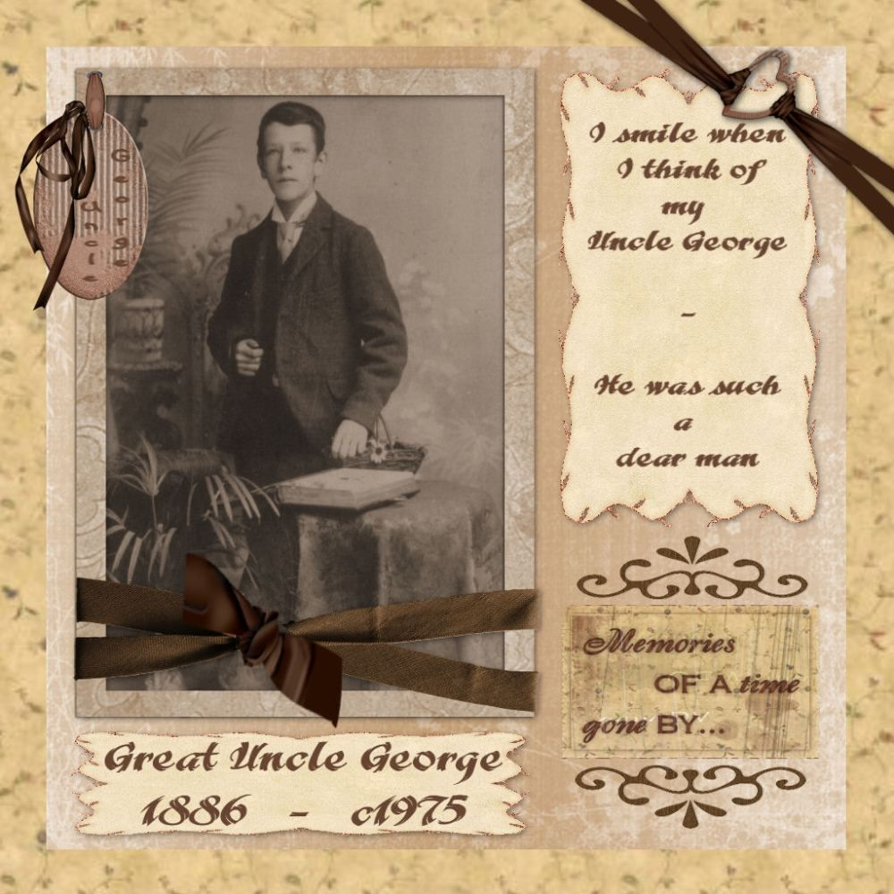 carnival of genealogy scrapbooking your family history my first