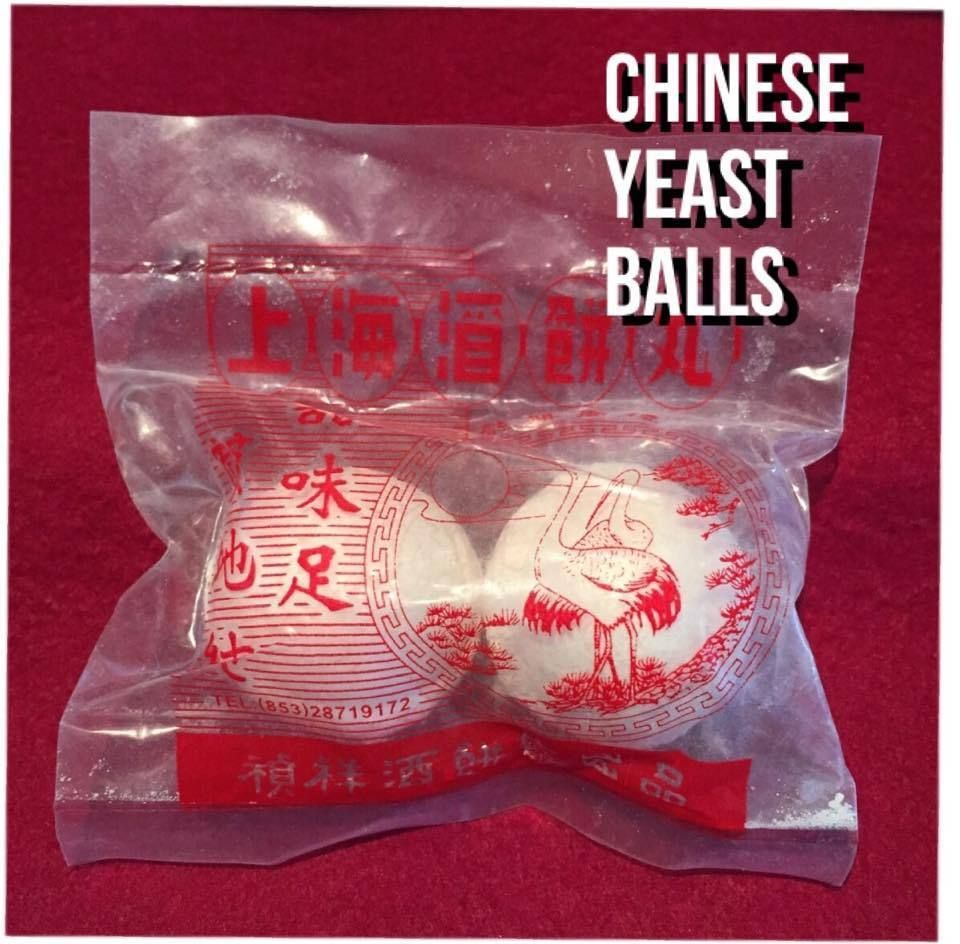 Details about 20 PCS/100g Chinese DRIED YEAST BALLS FOR ...
