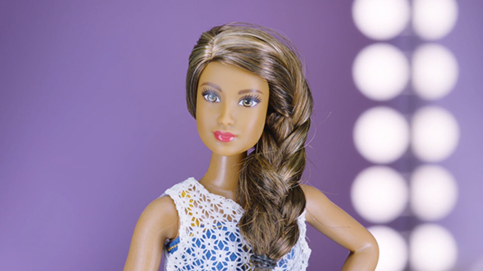 Barbie Hairstyle Compilation: Attention Barbie fans: these Barbie ...