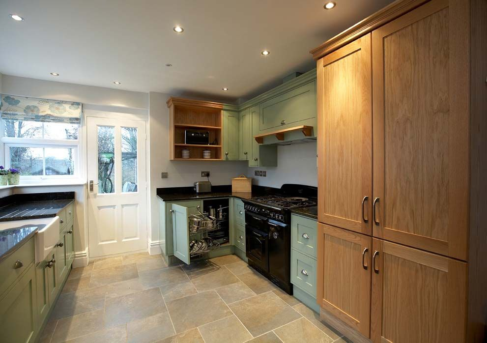 Pin On Green Kitchens