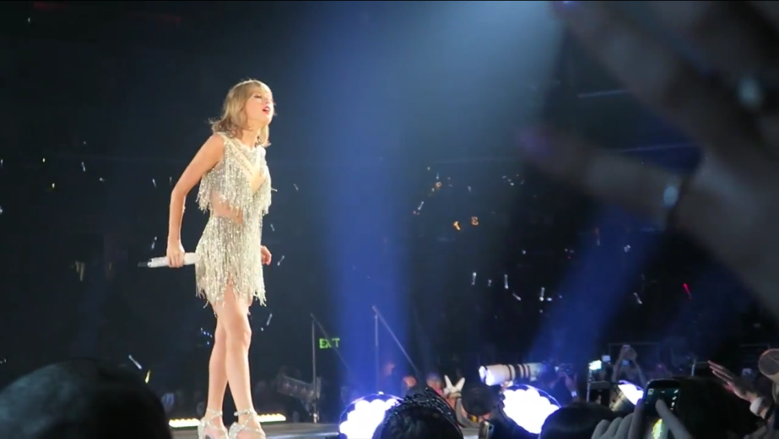 Pin by Taylor on Taylor Swift Concert | Taylor swift ...