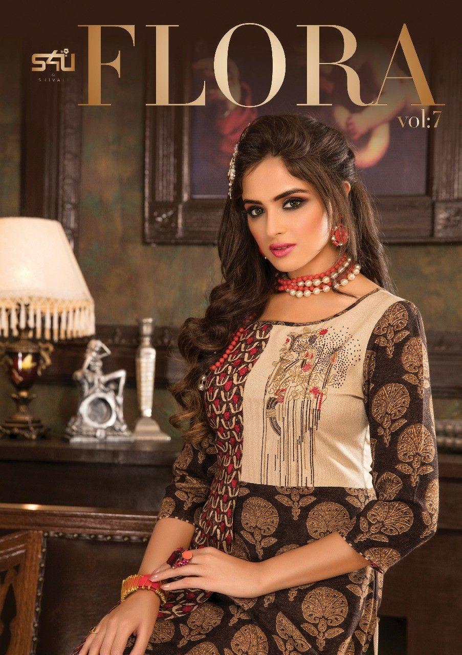 1c4ada541d Embroidery On Kurtis, Kurta Designs, Suit Fashion, Salwar Kameez, Ladies  Wear,