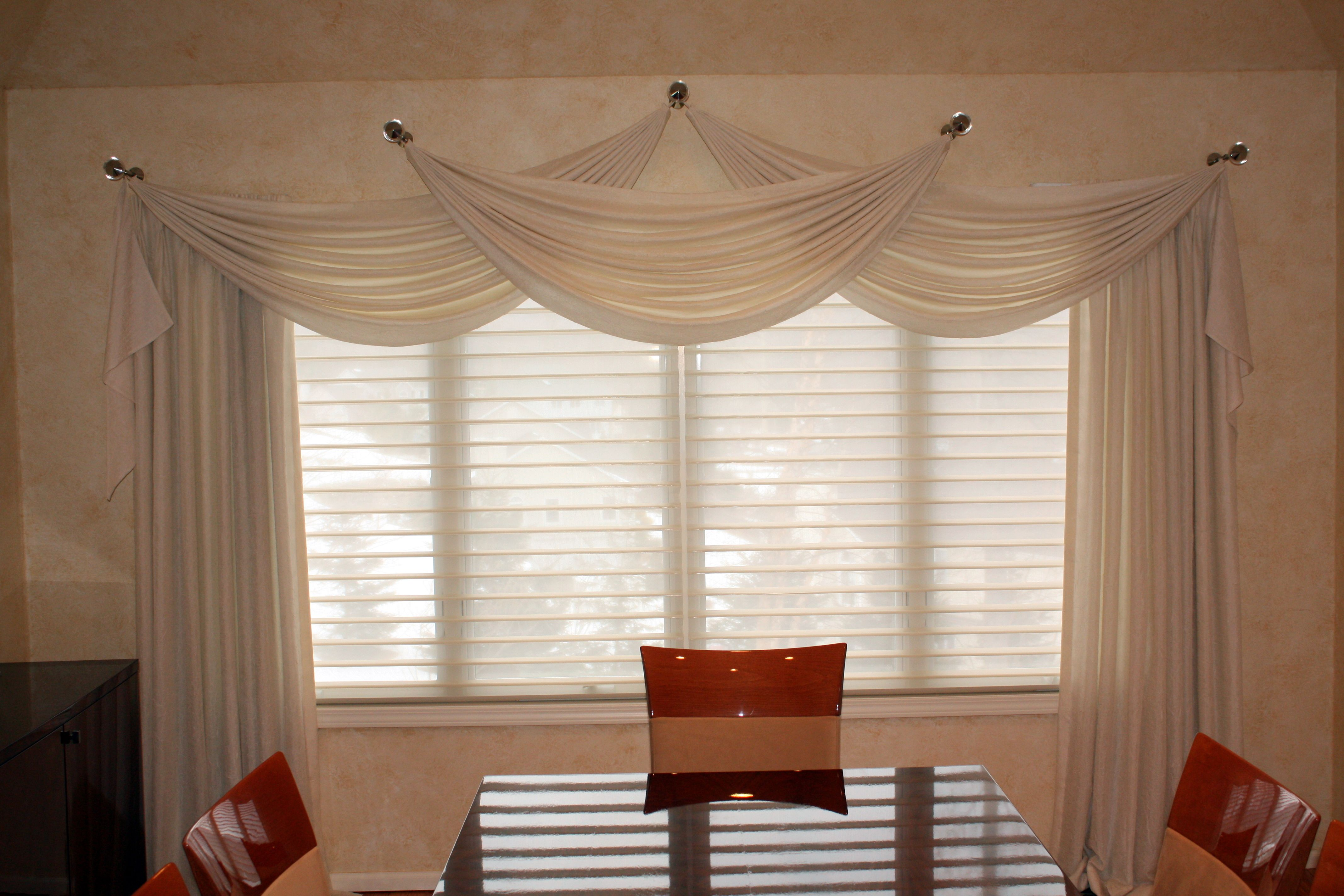 Swags and jabots window treatments perfect here is one
