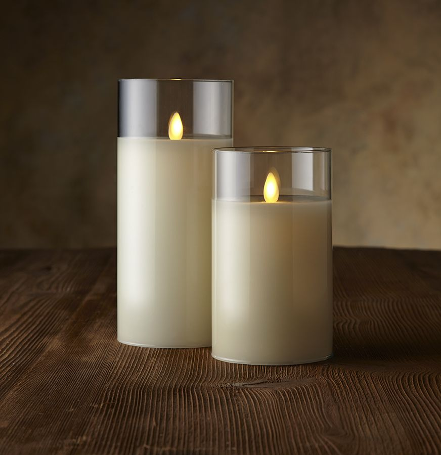 Qvc Flameless Candles Impressive Indoor Archives  Luminara  For The Home  Pinterest  Luminara Decorating Design