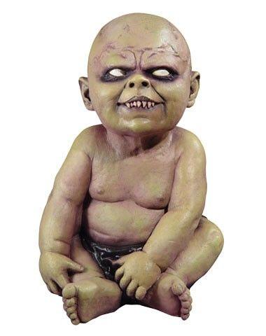 Zombie baby.