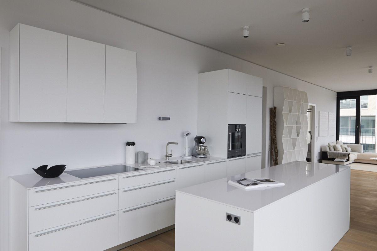 Projekt by Gienger Schwabinger Tor München   bulthaup kitchen ...
