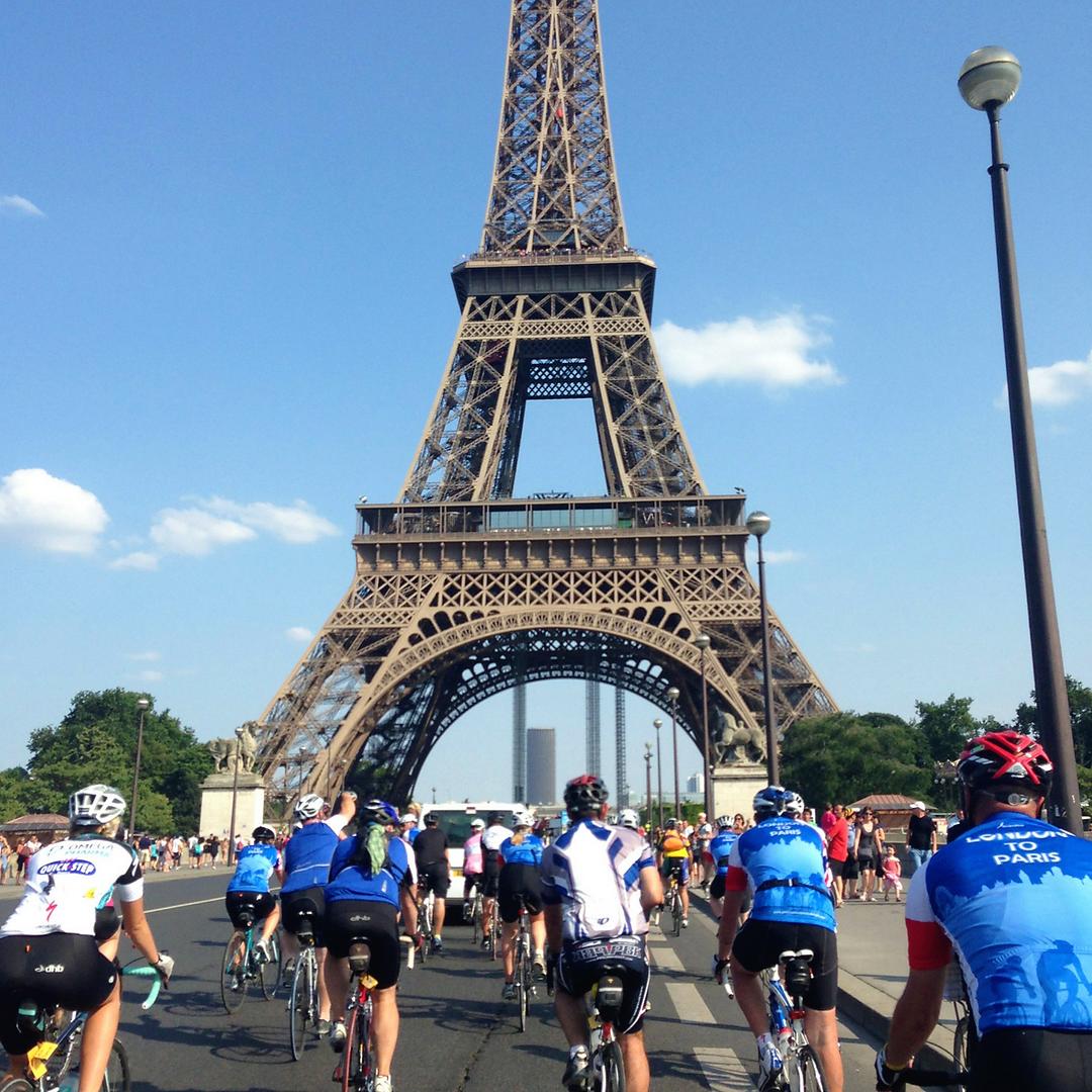 London To Paris Bike Ride Link 2 Capital Cities By Bike